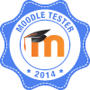 Moodle tester 2014