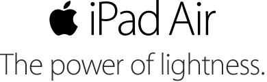 iPad Air logo