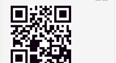 a QR code in a Moodle block